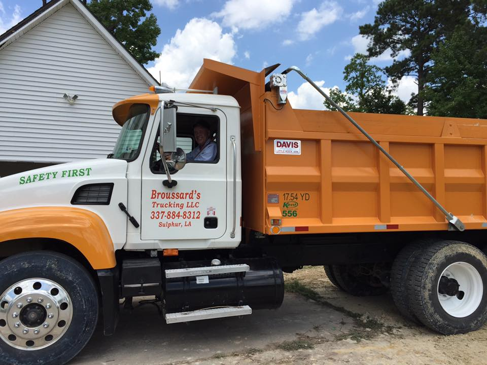 Tender Care Lawn Services | Dirt Work Equipment