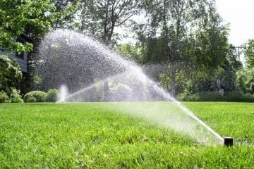 Irrigation Installations for Lawns and Landscape