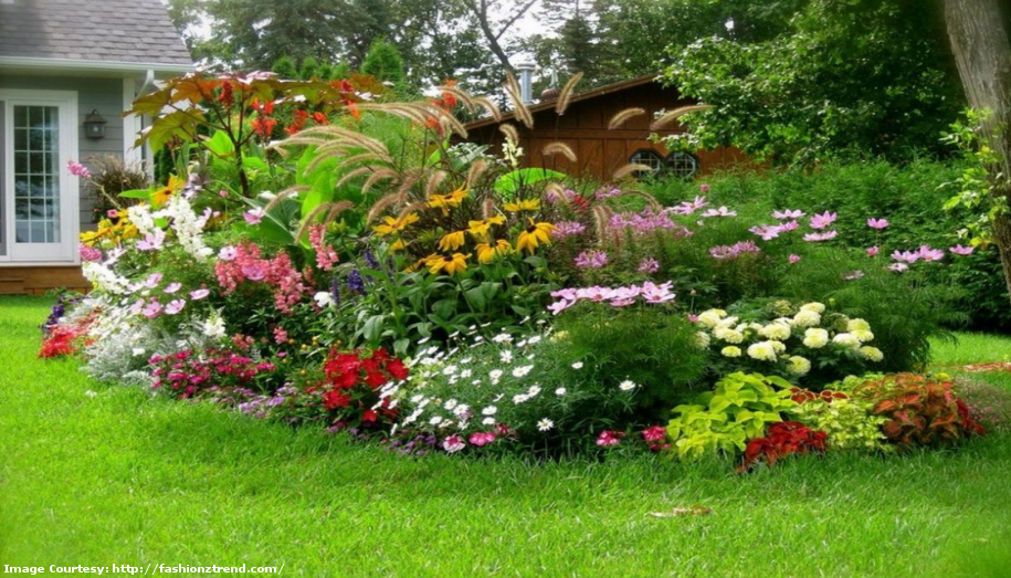 Tender Care Lawn Service | Landscaping company tips for your flowering garden