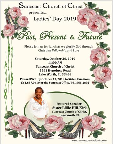 Ladies Day 2019