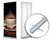 Pop Up Banners w/ Stand