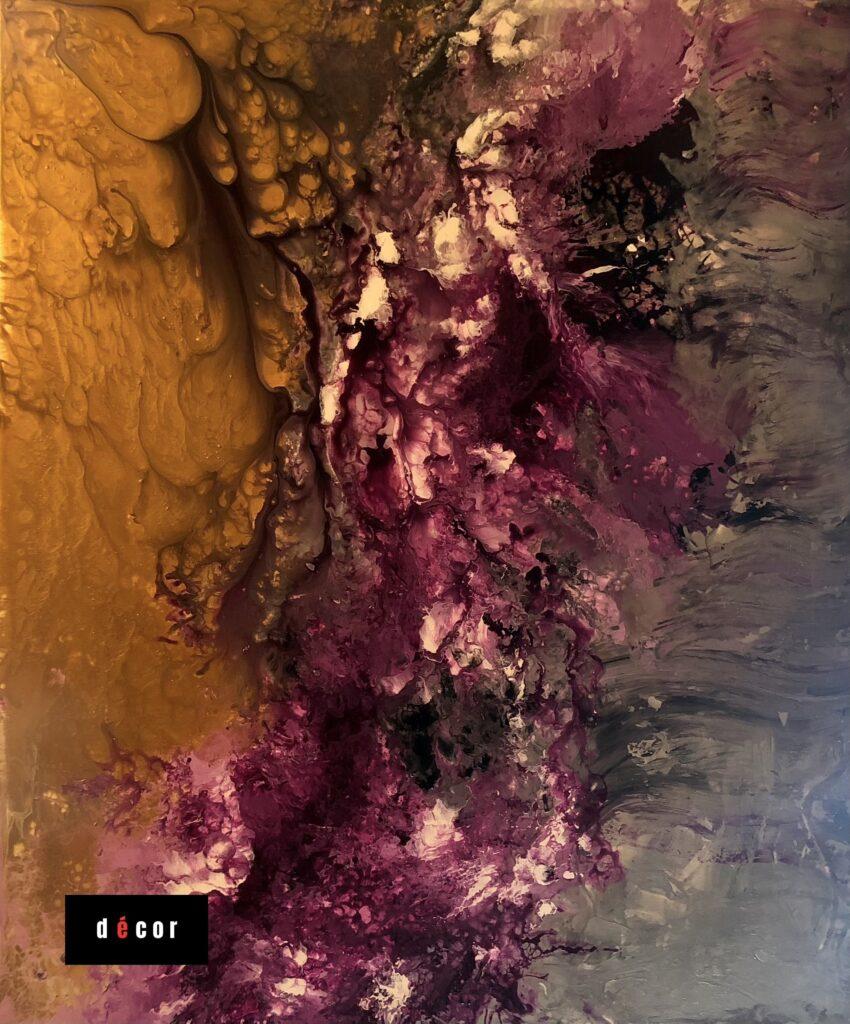 """Violet Storm"" - Gallery"