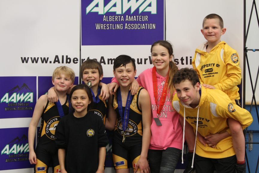 Cochrane-Cowboys-Wrestling-Junior-Olympics-February-18-2017
