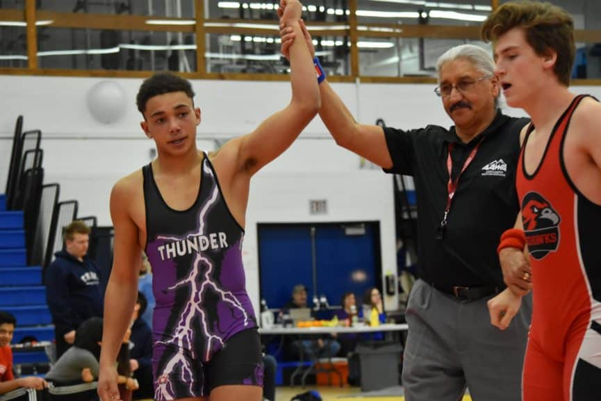Cochrane-Cowboys-Wrestling-ASAA-High-School-Finals-February-2017