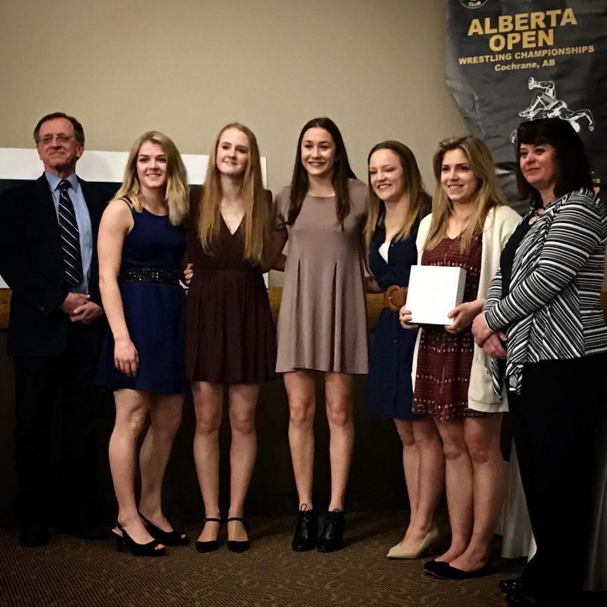 Cochrane-Cowboys-Wrestling-Alberta-Open-Banquet-March 3-2017