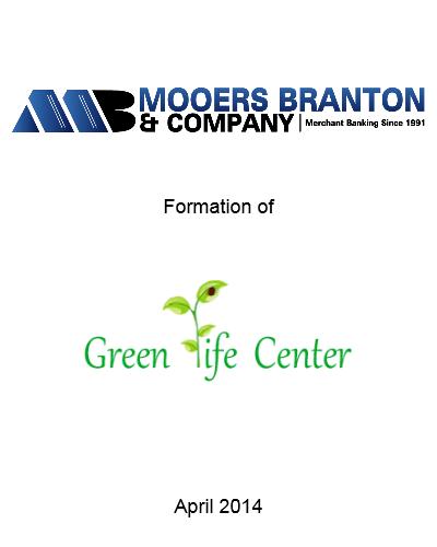 MBC Green Life April 2014