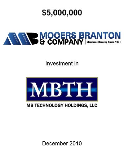 MBC Invest MBTH Dec 2010