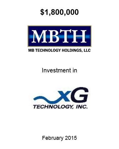 MBTH Invest Feb 2015