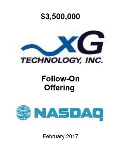 xGTI Follow On Feb 2017