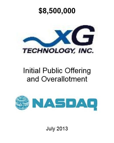 xGTI IPO July 2013