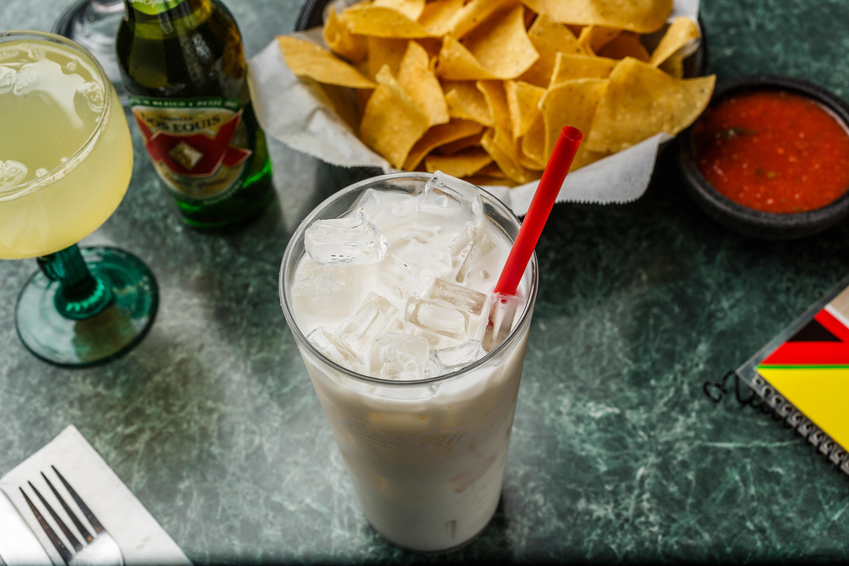 El Sombrero Mexican Food Restaurant Aguas Frescas Horchata