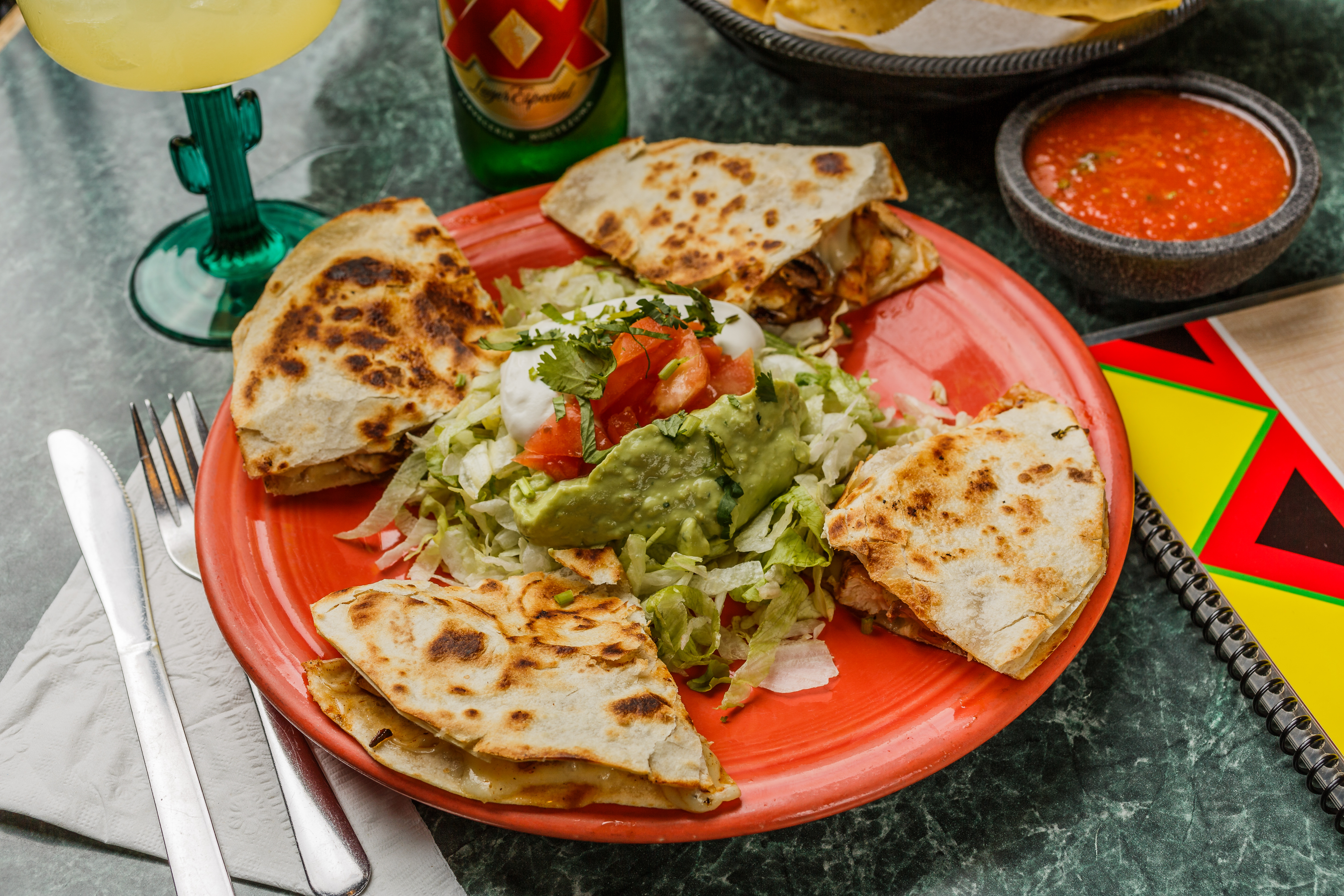 El Sombrero White Cheese Queso Longview Texas Mexican Restaurant Food Taco quesadilla fajita