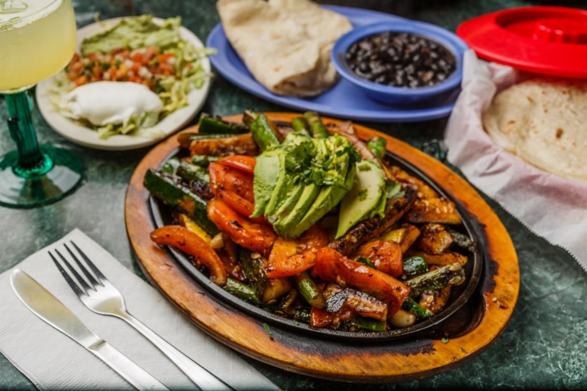 Fajitas El Sombrero Mexican Food Restuarant Longview Kilgore Texas