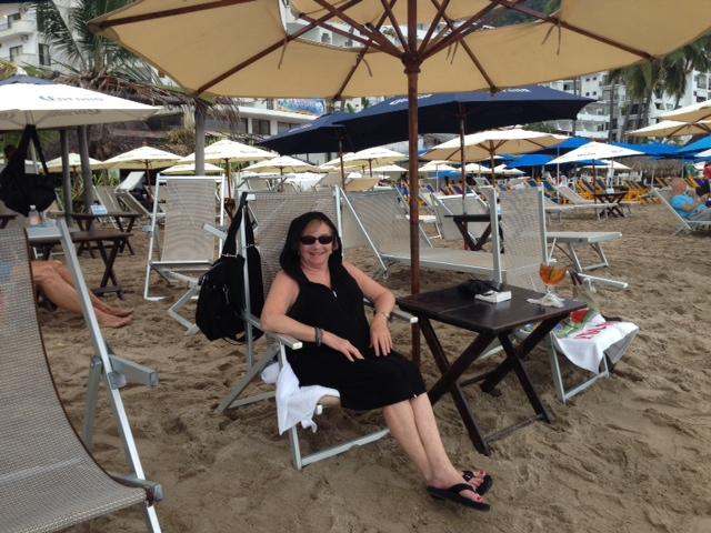 Rain beach Peggy 2