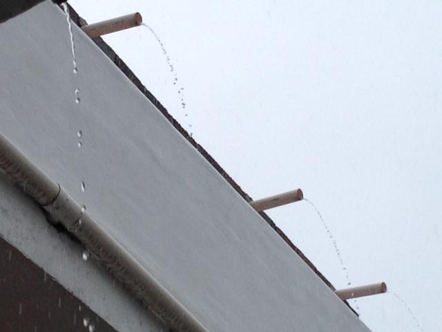 Rain gutters 2