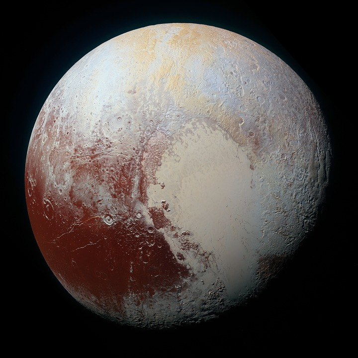 Pluto in astrology
