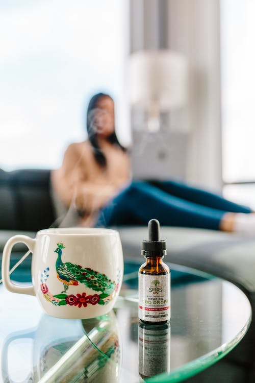 CBD oil, isolate and powders