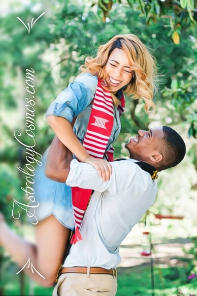 How to Tell If a Leo Man Likes You - Astrology Relationship Advice - Astrology Cosmos