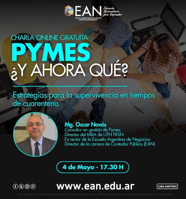 Conferencia online EAN
