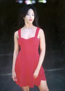 Tara Cleveland, who was killed in 1994 in North Las Vegas, is shown in a modeling photo from 1994.