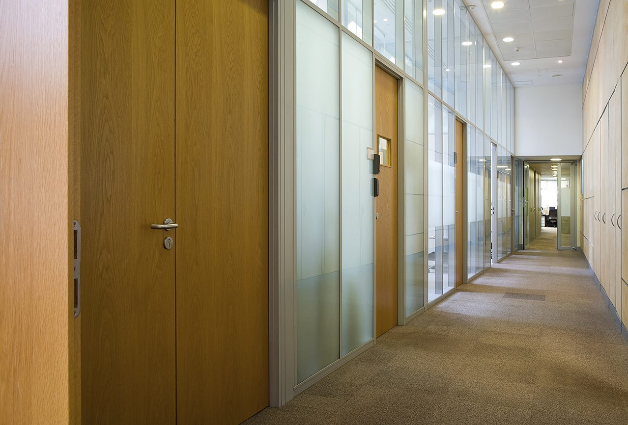 Houston TX Commercial Office Doors