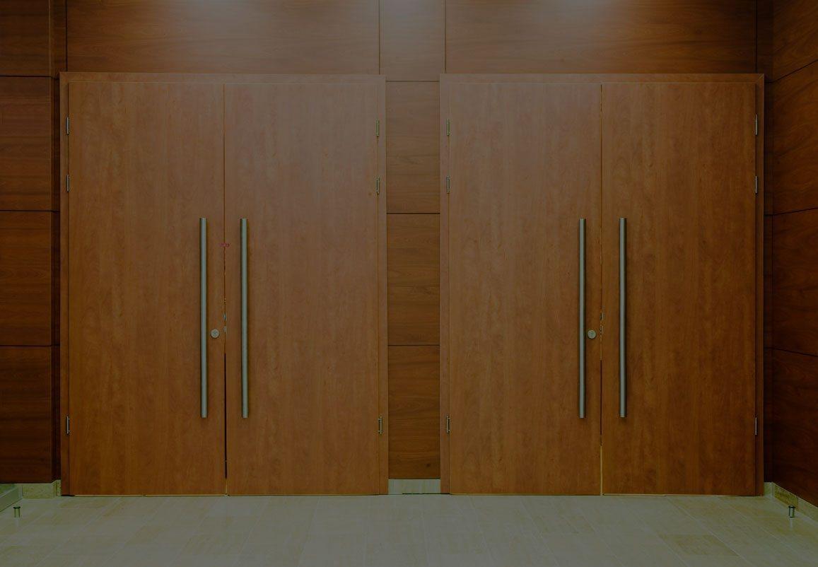 Commercial Door Supplier
