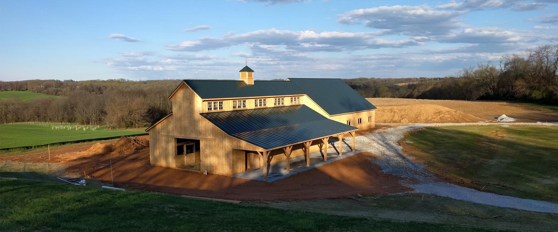 landscape architects farm