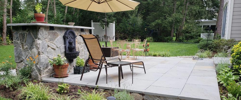 Landscape architect garden example