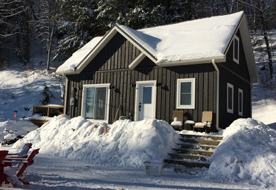 Jack's Lake Lodge Cottage Rentals