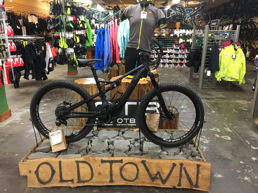 Old Town Bicycle is ready to get your bike that much needed tune up!