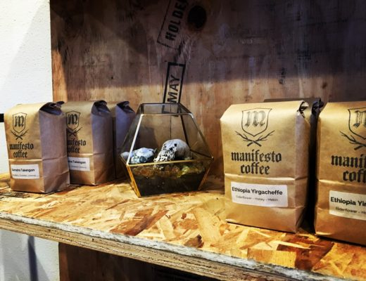 Manifesto Coffee Single Origin Whole Bean House Blends