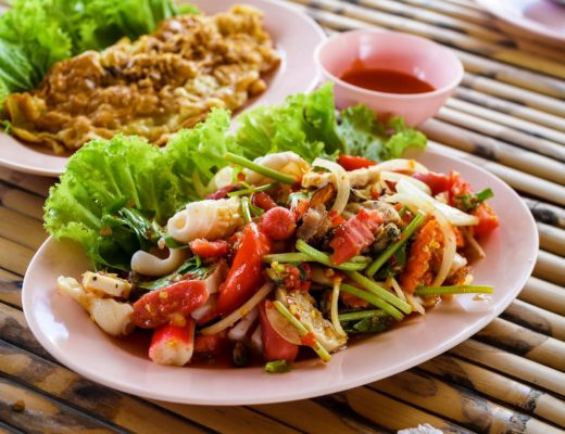 Thai Restaurants near Tacoma