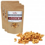 Kraze-Foods-Spicy-Cashews-3oz-3pk-Free-Shipping