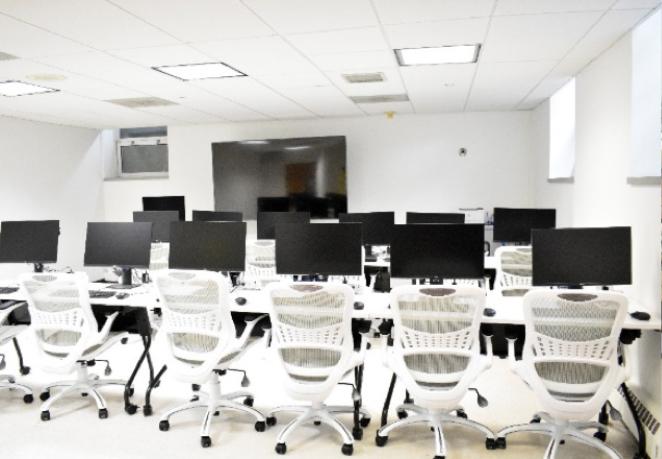 NYP - IT Area Upgrade