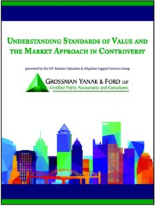 Icon of CLE-Book Std of Value & Mkt Approach in Controversy