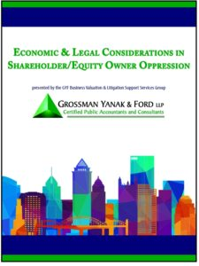 Icon of CLE-Book Shareholder/Equity Owner Oppression