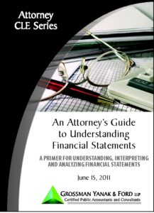 Icon of CLE-Book Attorney's Guide to Financial Statements