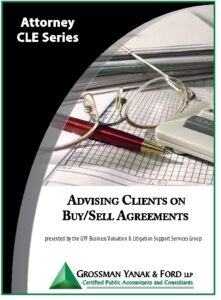 Icon of CLE-Book Buy/Sell Agreements