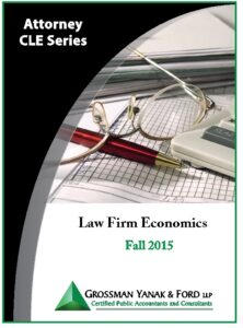 Icon of CLE-Book Law Firm Economics