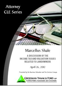 Icon of CLE-Book Marcellus Shale Issues