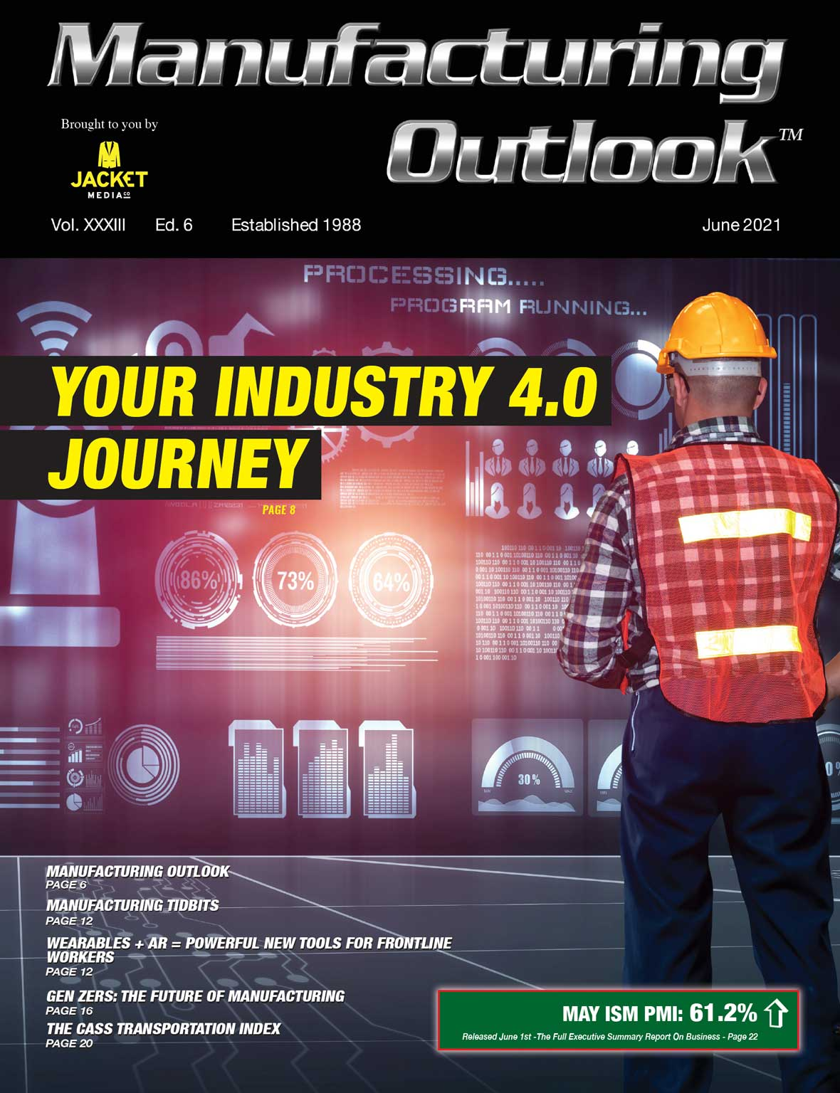 Manufacturing Outlook June 2021