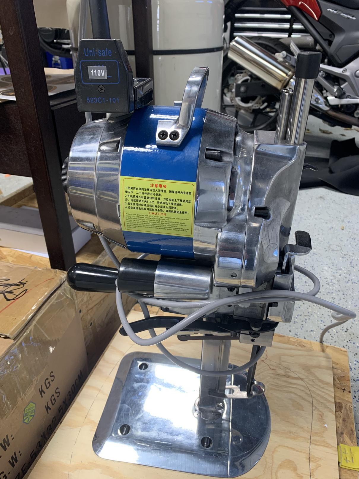 Mophorn Fabric Cutting Machine