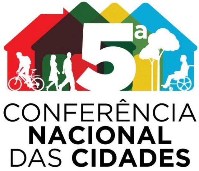 Conferência das cidades acontece no dia 18 de maio.