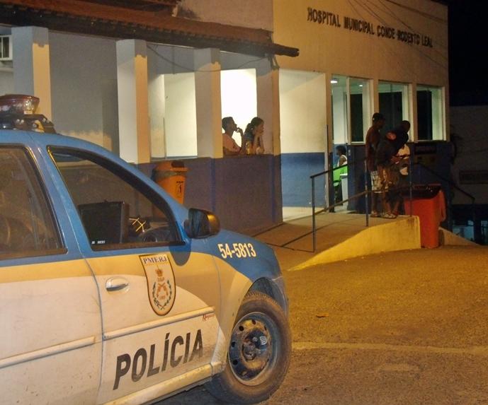Homem foi levado para o hospital municipal, onde fugiu. (Foto: Arquivo | Maricá Info)