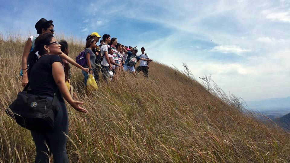 Grupo visitou um dos mais altos pontos turísticos da cidade. (Foto: Divulgação)