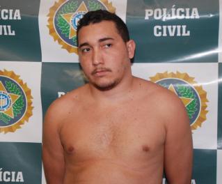 'Boldinho' também é suspeito de matar adolescente no final de 2012. (Foto: Maurício Gil)
