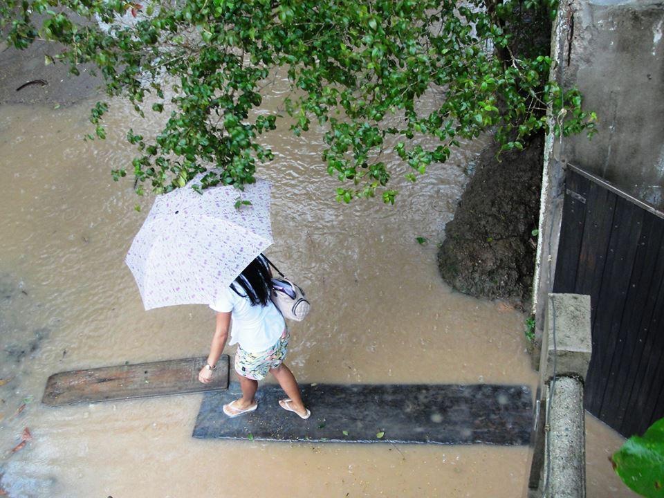 Chuva deve continua até o fim de semana. (Foto: Mi Portela)