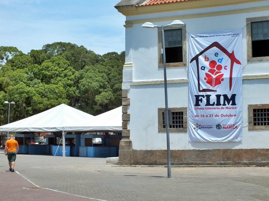 Evento é realizado pela ABL em parceria com a Prefeitura de Maricá. (Foto: João Henrique | Maricá Info)