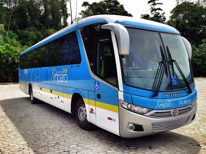 Amparo investe em novos ônibus para a frota de Itaipuaçu.