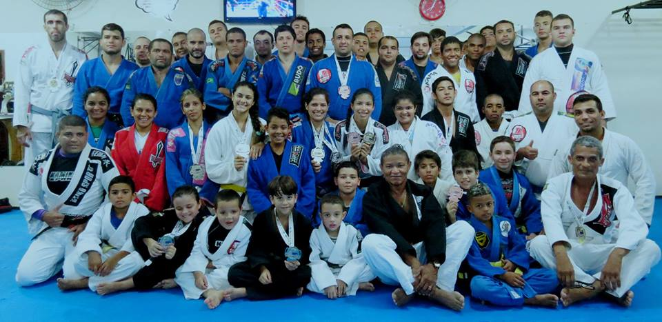 Equipe J.Court/GFTeam (Maricá-RJ)
